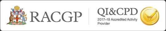 RACGP accredited